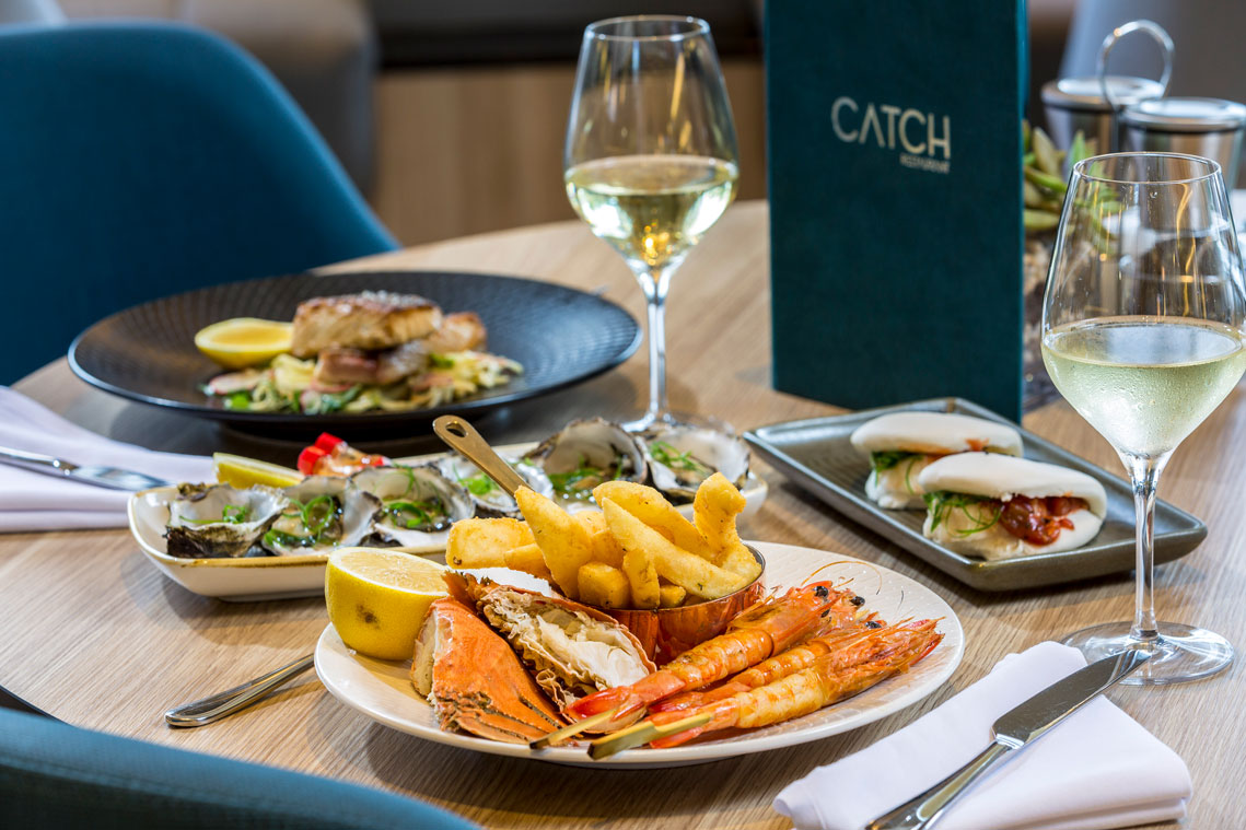 Catch Restaurant Seafood Dining Surfers Paradise