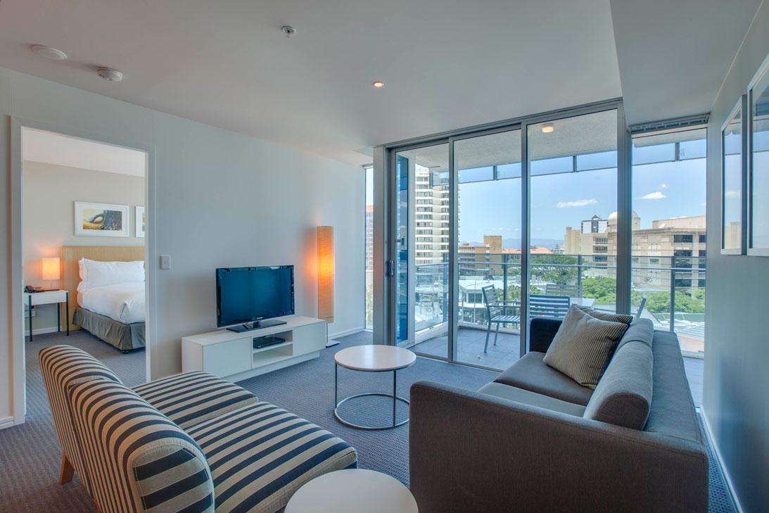 City View Apartment Surfers Paradise Family Holiday