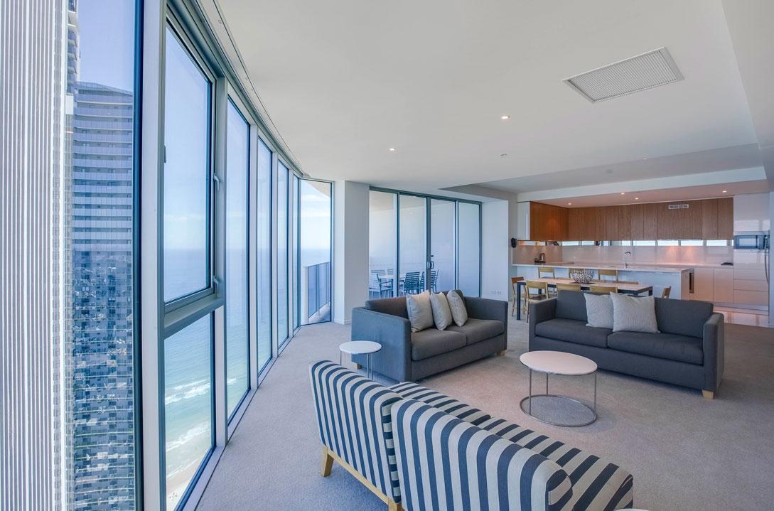 4 bedroom Gold Coast holiday rental