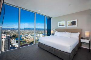 Gold Coast Views 2 Bedroom Holiday Apartment